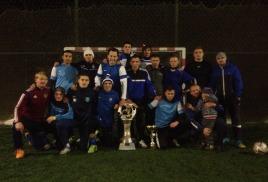 ЭнергоГрупп-Регион чемпион Калининграда по мини-футболу 2015г